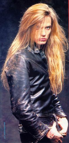 Pretty boy, Sebastian Bach♥♥