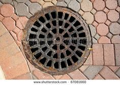 Sewer Grate Stock Photos, Images, & Pictures | Shutterstock