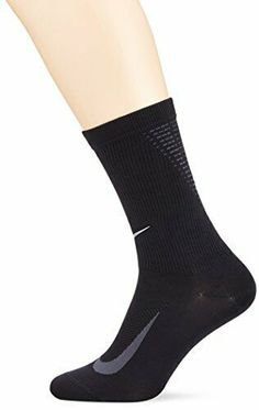 Nike Unisex Dry Elite Crew Run Socks Black Small Running Socks, Nike Running, Basketball Socks, Crew Cuts, Black Socks, Briefs Underwear, Cut And Style, Sock Shoes, Crew Socks