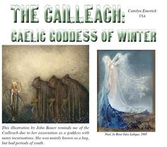 Wherever she is found, the Cailleach is mainly known for two things: her identity as a hag and her association with winter. However, like most deities, she is complex with multiple associations. Read the full article in Celtic Guide's February 2016 issue. All issues are FREE at www.celticguide.com
