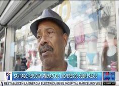 Choferes De Santiago Amenazan A La Población Con Aumentar El Pasaje