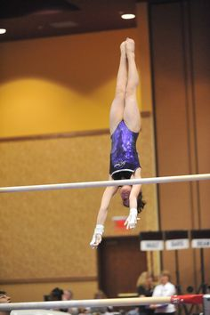 Cassidy Keelen gymnast gymnastics  uneven bars 2010 Kurt Thomas Invite Texas Dreams #KyFun