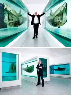 Damien Hirst is a British contemporary artist. His varied practice explores the complex relationships between art, religion, science, life and death. 3d Artist, Artist At Work, Contemporary Artists, Modern Art, Hirst Arts, Virtual Art, English Artists, To Infinity And Beyond, Art History