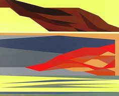 Odili Donald Odita - Three Stages - 2002