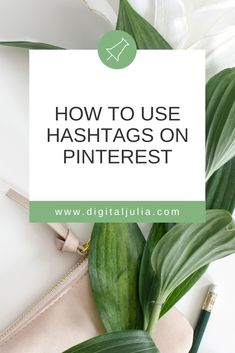 Do you have an online business? If you're looking for marketing ideas on Pinterest, click here to find out how to use hashtags on Pinterest! Digital Julia #marketingtips #onlinebusiness #entrepreneur Business Marketing Strategies, Marketing Ideas, Creative Business, Business Tips, Online Business, Trendy Words, How To Use Hashtags, Business Inspiration, Business Entrepreneur