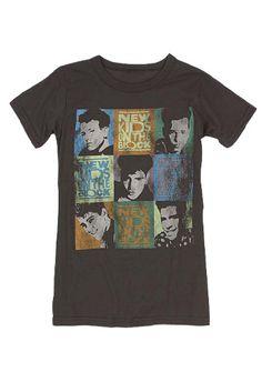 NKOTB shirt I want