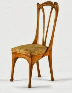 Chair by Hector Guimard from 1903