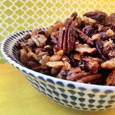 Low Carb Keto Caramel Coconut Crunch'n Munch