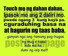 Memes Pinoy, Filipino Memes, Filipino Funny, Tagalog Quotes, Hugot Quotes, Hugot Lines, English Quotes, Alarm Clock, Jr