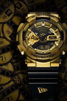 Casio G-Shock altın çağında