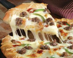 Chicago Style Pizza  (Deep Dish Pizza)