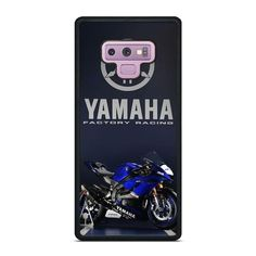 YAMAHA LOGO MOTOR RACING Samsung Galaxy Note 9 Case Cover  Vendor: Favocase Type: Samsung Galaxy Note 9 case Price: 14.90  This premium YAMAHA LOGO MOTOR RACING Samsung Galaxy Note 9 Case Cover will generate fabulous style to yourSamsung Note 9 phone. Materials are made from durable hard plastic or silicone rubber cases available in black and white color. Our case makers personalize and design each case in best resolution printing with good quality sublimation ink that protect the back sides and corners of phone from bumps and scratches. The pr