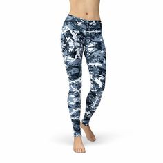Avery Navy Camo Leggings Sale, Camo Leggings, Workout Leggings, Love Jeans, Stretch Pants, Sportswear, Active Wear, Gap, Photos