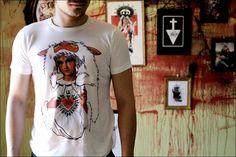 Camiseta Mononoke de Cerezo