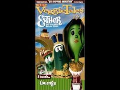 Veggietales:Esther The Girl Who Became Queen (Full 2002 Warner Home Video VHS) - YouTube