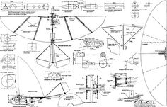 aerosapien: ozzy electric onithopter, Cui - Cui ornithopter & sanjay ornithopter plans