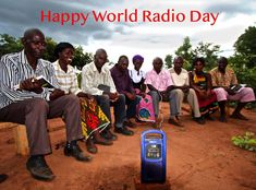 Today is - our favourite day of the year🎉 Radio unites, informs, educates and empowers people around the world. And you don't have to pay for data!