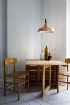 HomeStories | Casa Sofie Brünner // dining space, the full story is on http://www.homestories.it/gallery/casa-sofie-brunner/