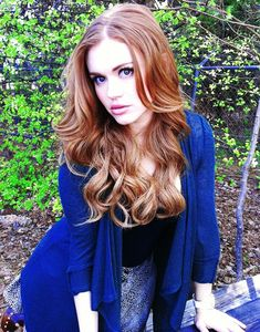 Holland Roden I really love her hair