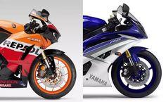 Honda CBR 600 RR ve Yamaha YZF R6 Motosiklet Karşılaştırması