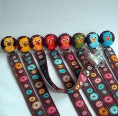 Prasečí dudlíkodržáky / Piggy Pacifier Holders Pacifier Holder, Beaded Bracelets, Mom, Baby, Pearl Bracelets, Baby Humor, Infant, Mothers, Babies