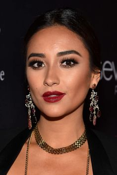 Shay Mitchell at 10th anniversary Pink Party in Santa Monica