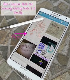 Be Creative With the Samsung Galaxy Note 3