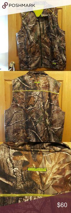 Under Armor scent lock hunting vest Under Armor scent lock hunting vest new without tags Under Armour Jackets & Coats Vests
