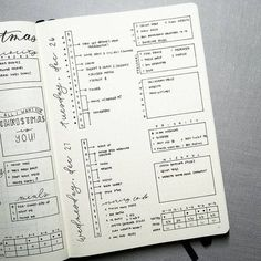 Bullet journal daily layout, vertical timeline, priority tracker, task list, weather tracker, mood tracker. | @teacherwithaplan
