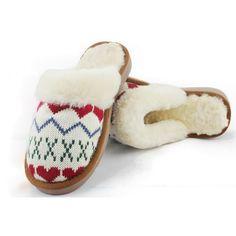 Winter Women Sheepskin Wool House Slippers Women - Women's Sheepskin Slippers - Sheepskin Slippers