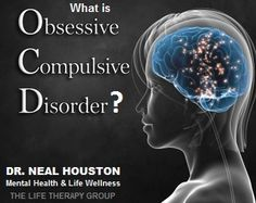 Article Post: What is Obsessive–compulsive disorder (OCD)? It is an anxiety disorder characterized by intrusive thoughts that produce uneasiness, apprehension, fear, or worry; by repetitive behaviors aimed at reducing the associated anxiety; or by a combination of such obsessions and compulsions. ~ Dr. Neal Houston, Sociologist (Mental Health & Life Wellness) EDUCATION & AWARENESS www.facebook.com/TheLifeTherapyGroup