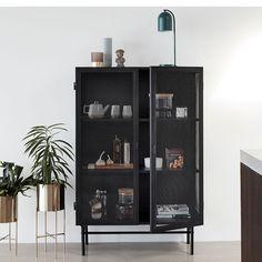 Pots, Double Doors, Decoration, Metallica, Locker Storage, Living Spaces, Living Rooms, Art Deco, Shelves