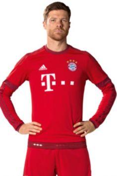 Fc Bayern Munich's new jerseys 2015 #MiaSanMia