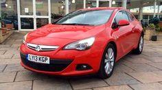 2013 (13) Vauxhall Astra Gtc 2.0 CDTi 16V SRi Auto For Sale In Scunthorpe, North Lincolnshire