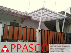House Canopy Design, House Gate Design, Front Gate Design, Fence Design, Diy Gate, Outdoor Pavers, Fence Doors, Exterior Stairs, Front Gates