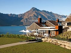 Matakauri Lodge, Small Luxury 5 star Boutique Hotel - Queenstown, New Zealand