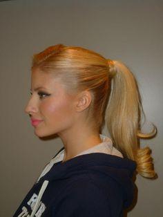Evaggelia Aravani Hair + make-up by Panos Kallitsis