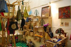 Suhab, sustainable design store.