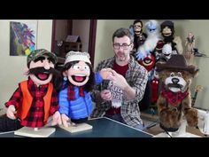 New Puppets - YouTube