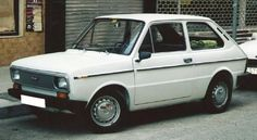 Seat 133 (based on the Fiat 850)