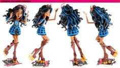 All about Monster High: Monster High - Vinyl Figures