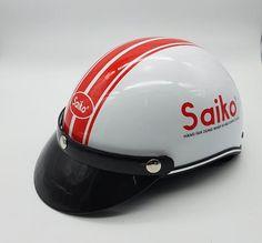 Mũ bảo hiểm quảng cáo Saiko