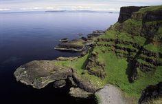Port na Truin (Irish - 'bay of lamentation')... Co. Antrim, Northern Ireland