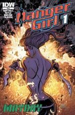PREVIEW: DANGER GIRL: MAY DAY #1