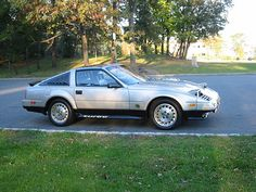 The anniversary 300ZX 1984. This ride still is tops on the Z line. Gotta have one.