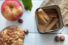 muffins_ Muffins, Cupcake, Apple, Fruit, Foods, Apple Fruit, Food Food, Muffin, Food Items