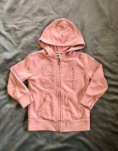 Gymboree Posh /& Playful Pink Jacket Coat Sweatshirt Size 2T 3T New