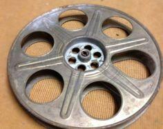 Vintage Movie Film Reel