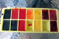 Kool Aid Popsicle Dyeing (from Maiya knits. Old Crayon Crafts, Yarn Crafts, Kool Aid Dye, Frozen Painting, Wool Quilts, Crochet Decoration, Craft Tutorials, Craft Ideas, Tye Dye
