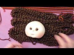 mini muñequitas ,manualilolis ,video-156 - YouTube Dyi Crafts, Felt Crafts, Fabric Crafts, Rag Doll Tutorial, Paper Mache Projects, Doll Videos, Bear Doll, Doll Head, Soft Dolls